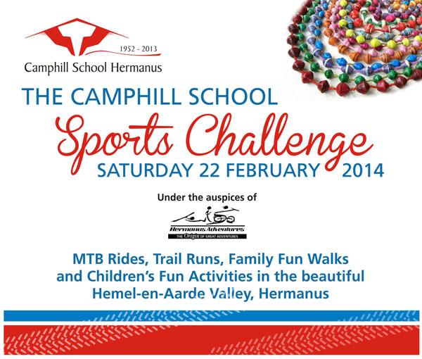 camphill school sports challenge