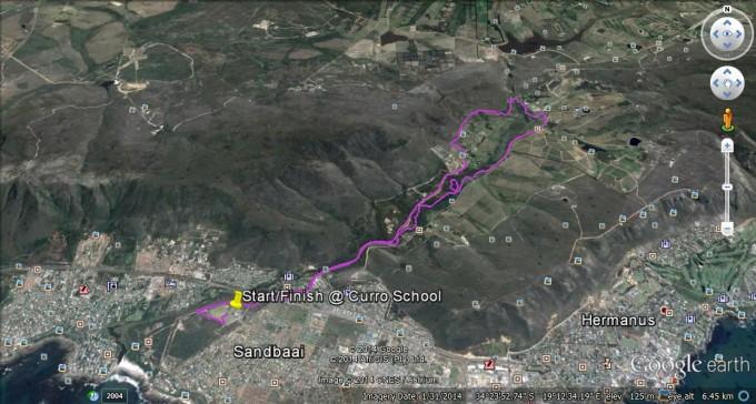 17km Mtb 2014