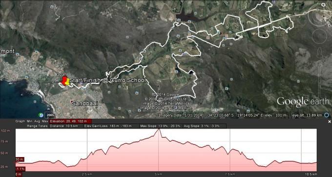 50km Mtb 2014